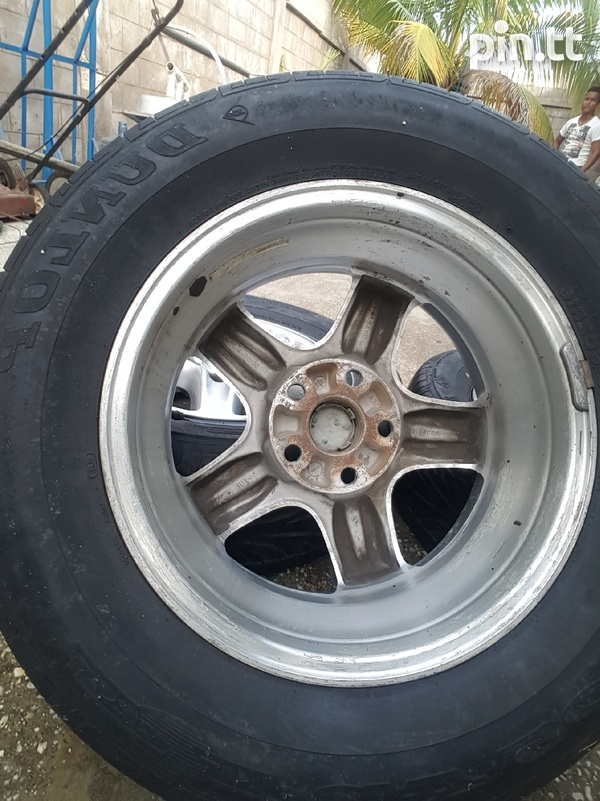 235/65/16 5 hole rims and tyres-2