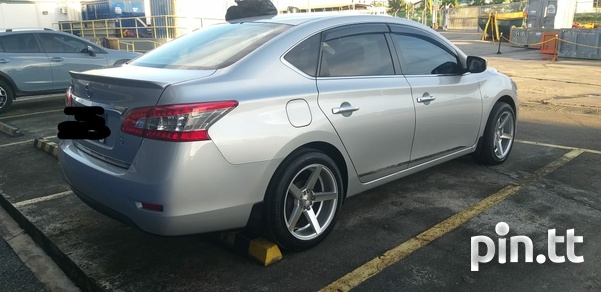 Nissan Sylphy, 2016, PDW-7