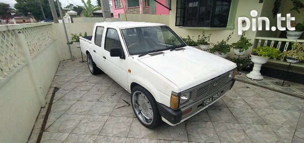 Nissan Other, 1985, TBA-2
