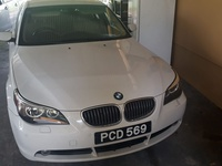 BMW 5-Series, 2007, PCD