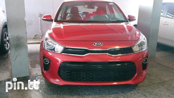 Kia Rio, 2020, NEW (NOT ROLL ON ROLL OFF)-1