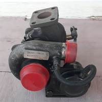 Turbo Charger d4ea