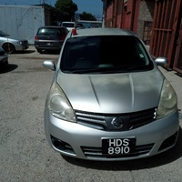 Nissan Note, 2008, HDS
