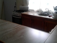A large one bedroom unfurnished apartment and also a large two bedroom