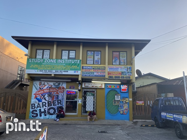 73 Eastern Main Road Barataria- 2 Commercial Rooms-1