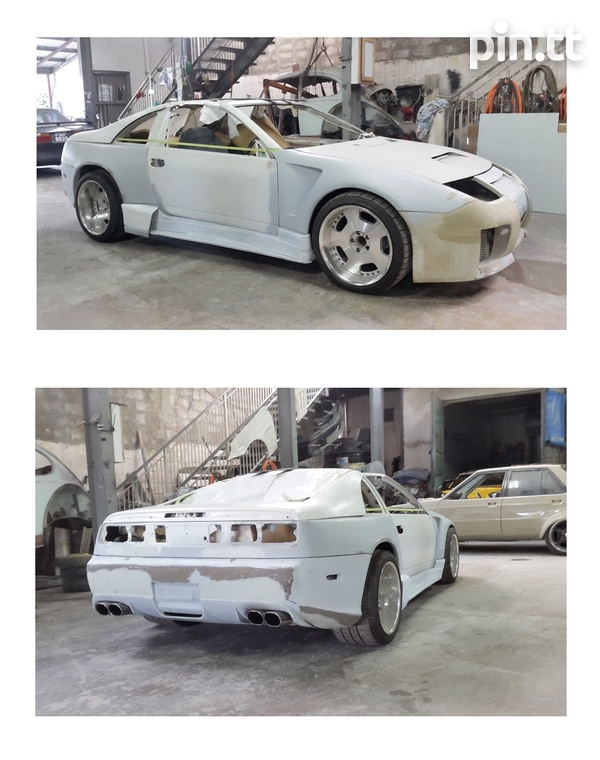 Nissan Other, 1996, PBF-2