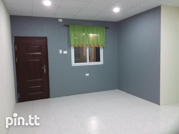 One Bedroom, Unfurnished Apartment, St. Croix Ext. Rd, Barrackpore-4