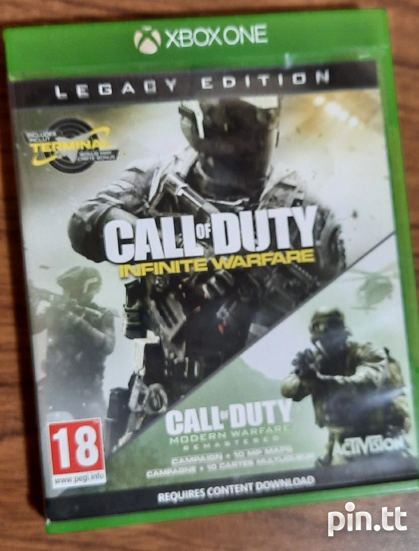 Xbox One Call of Duty-1
