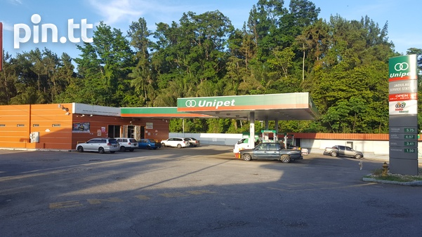 Cumuto Gas Station with 4 Acres Commercial Land-1