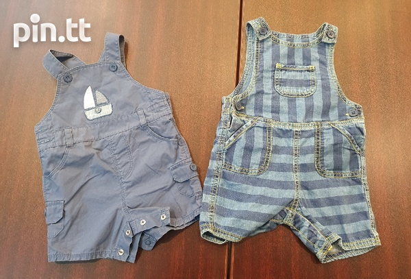 Baby Boy Clothes Size 6-12months-4