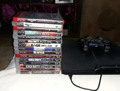 15 - PS3 games and console