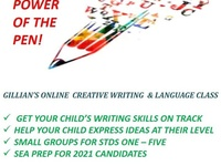 Excel in Creative Writing
