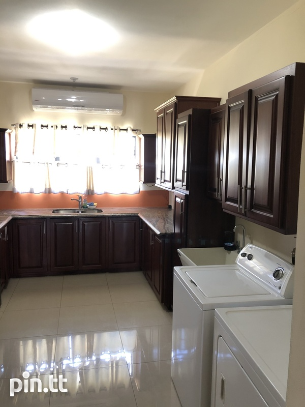 Fully Furnished 2 Bedroom Apartment Trincity-8