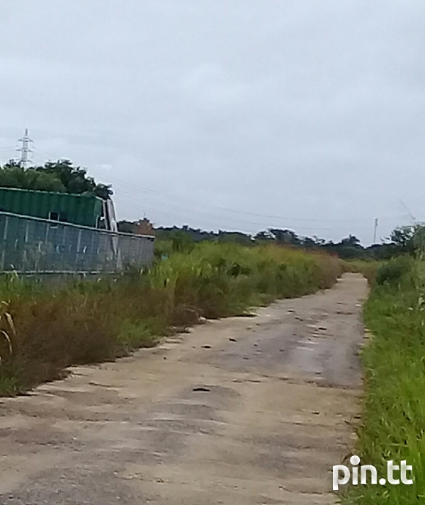 2 acres Caroni agricultural land -Warrenville-4