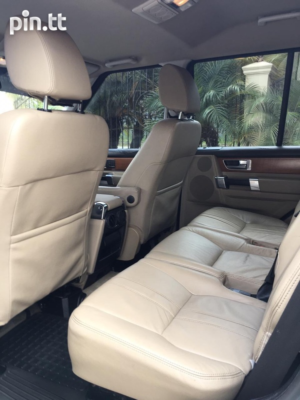 Land Rover Discovery, 2010, PCS-6