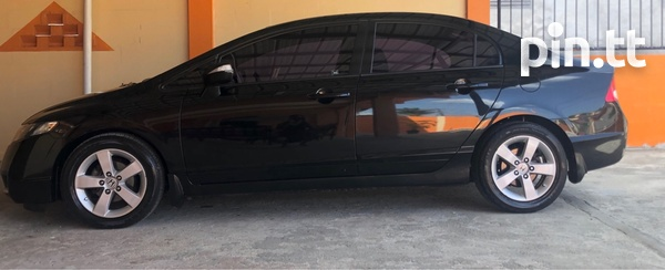 Honda Civic, 2010, PCR-1