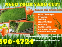 Lawn Maintenance and Rehabilitation services
