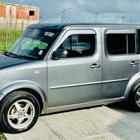Nissan Cube, 2008, PDE