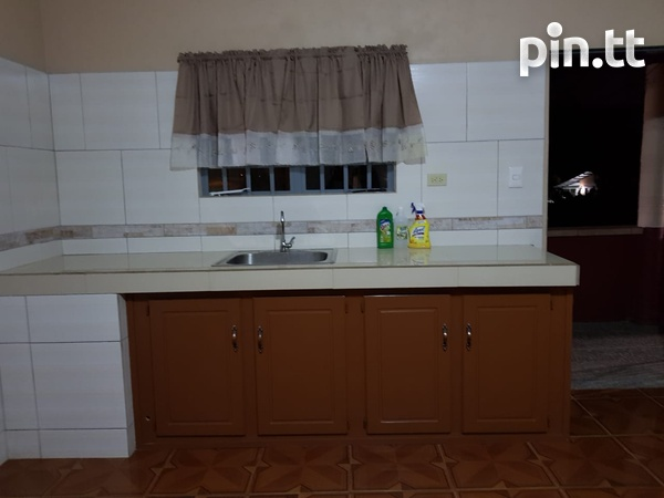 1 bedroom apartment at longdenville Chaguanas.-3
