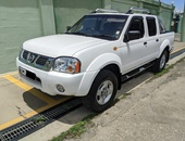 Nissan Frontier, 2006, TCB