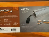 Dimmable inverters for hydroponics 400w..heavy duty...new in stock
