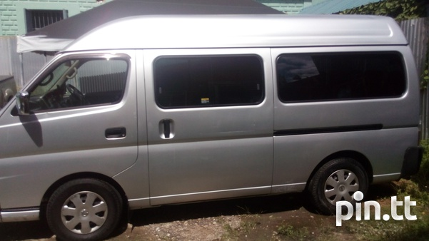 Nissan Caravan E25 Fully Loaded-5