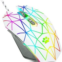 Wired USB Gaming mouse.