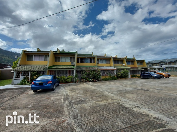 Holiday Court - 2 Bedroom, 1.5 Bath Townhouse Diego Martin-1