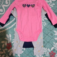 Carters 3 pc