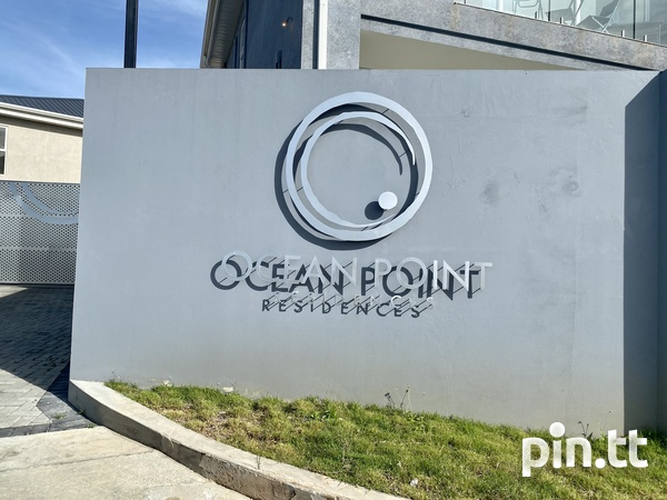 Ocean Point Residences, Carenage with 3 Bedrooms-2