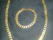 Chain and Hand band set