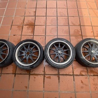 17inch Rims and Tires