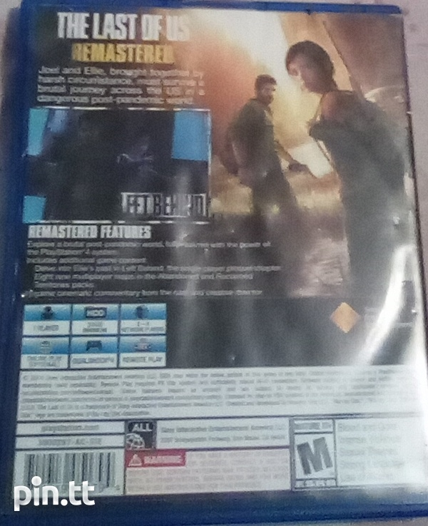 PS4 The Last of Us Remastered-3
