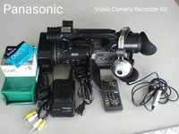 Panasonic Video Camera Recorder kit