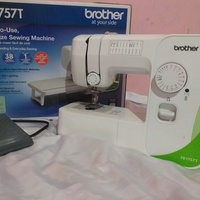 Brother sewing machine FB1757T