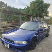 Honda Accord, 1998, PBC
