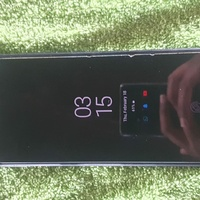Used samsung a71 phone is only 2 months old mint condition