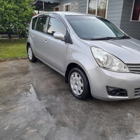 Nissan Note, 2016, PDL
