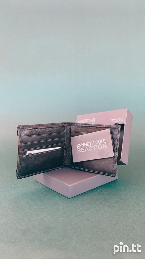 Kenneth Cole Reaction Wallet With Card Case-3
