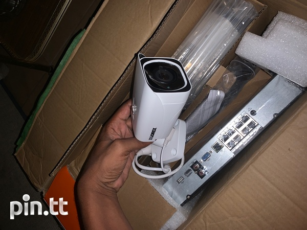 Lorex Home Security System-5