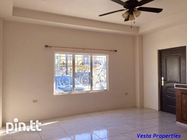 Unfurnished 2 Bedroom Apartment - Cunupia-3