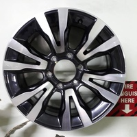 OEM 2018 Chevy Colorado rims