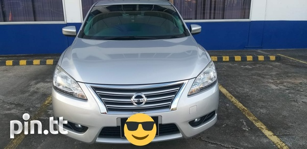 Nissan Sylphy, 2016, PDW-2