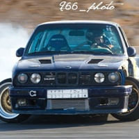 Bmw e30 front right fender