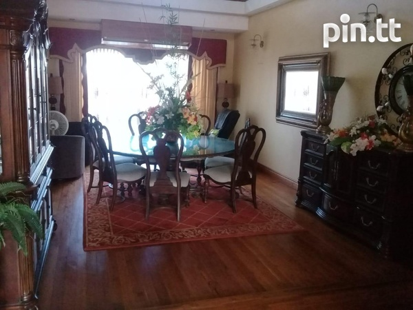 Executive 4 Bedroom Home - Lange Park, Chaguanas-12