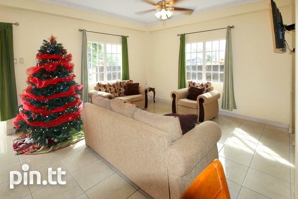 Arima Townhouse with 3 Bedrooms in Gated Community-7