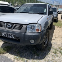 Nissan Frontier, 2010, TCT