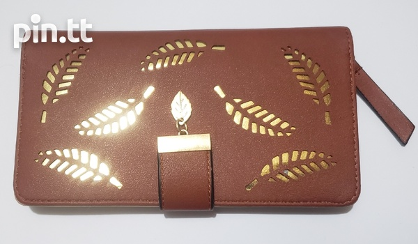Hollow Leaf Wallet-1