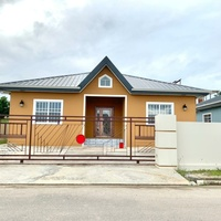 BRAND NEW TWO BEDROOM HOME, GATED COMMUNITY, INNOCENT MANOR, CUNUPIA