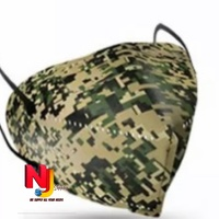 Kn95 camouflage mask